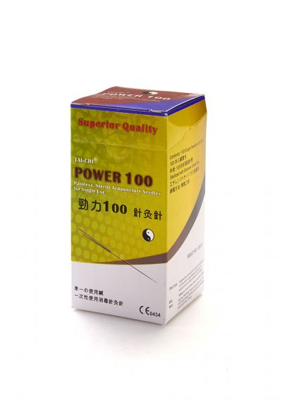 Ag. Acup. Power 100 0.30x50mm