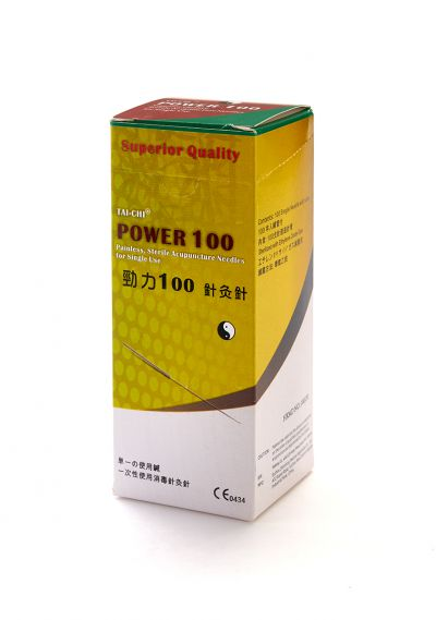 Ag. Acup. Power 100 0.35x75mm
