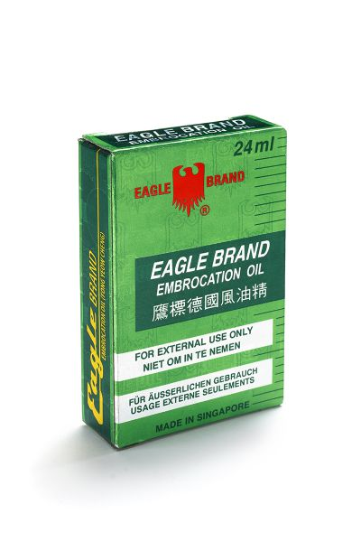 Óleo Medicado Eagle 24 ml